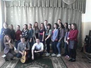 Гости из ЗабГУ